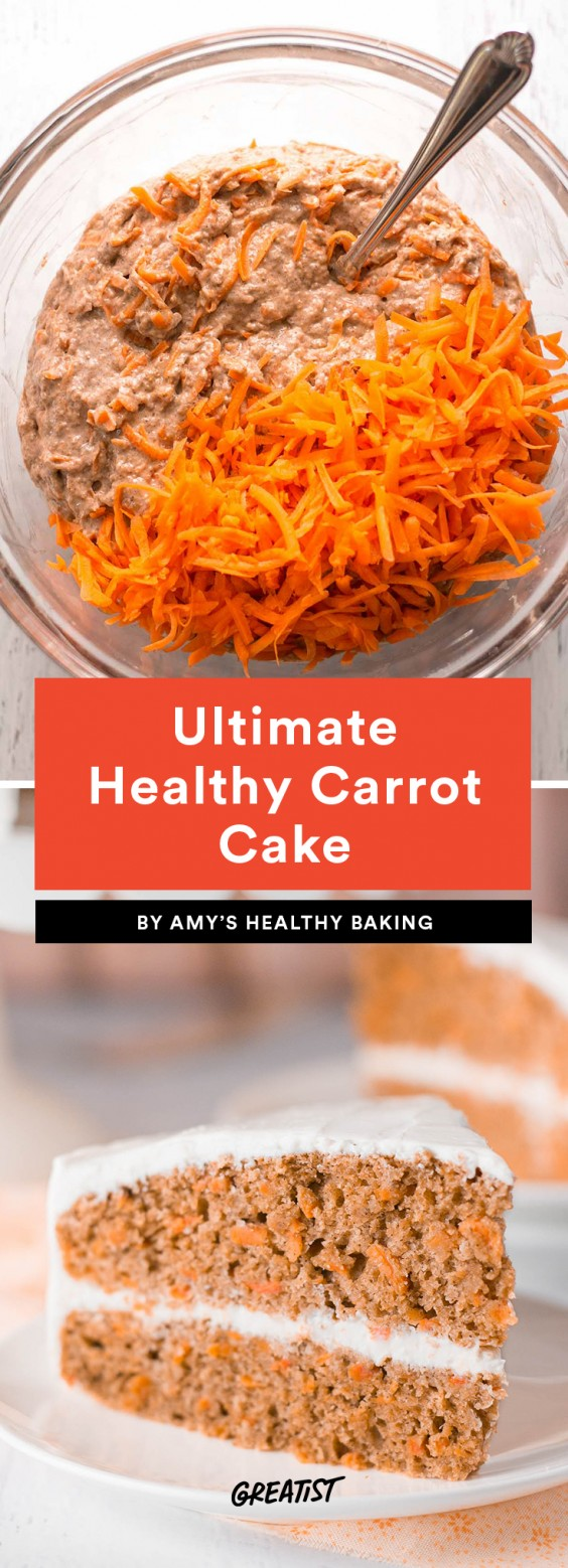 Ultimate Healthy Carrot Cake Recipe