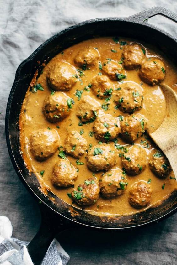Cauliflower and Quinoa Vegetarian Meatballs