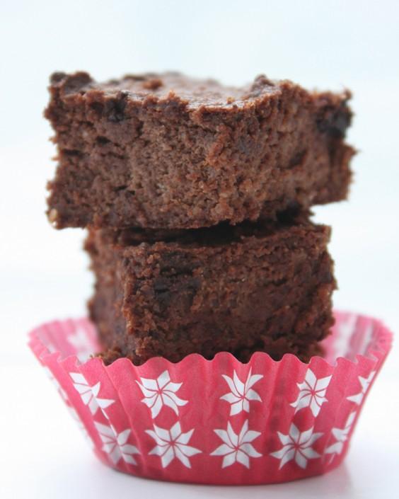 Gluten-Free Cauliflower Brownies