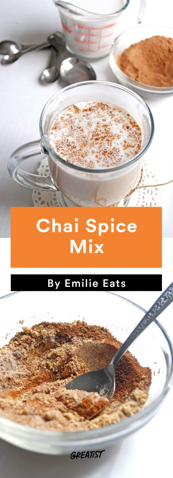 edible gifts: Chai Spice Mix