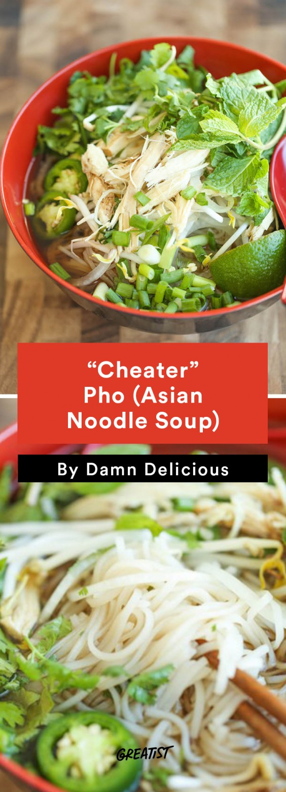 Damn Delicious 2: Pho
