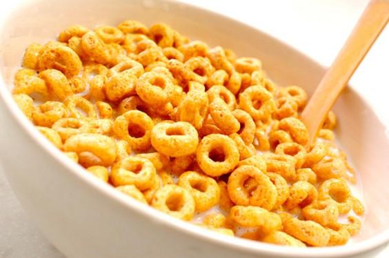Non-Dairy Sources of Calcium: Cheerios
