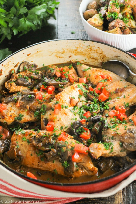 Chicken breast recipes 60 ways to spice up boring poultry greatist healthy chicken breast recipes chicken marsala forumfinder Image collections