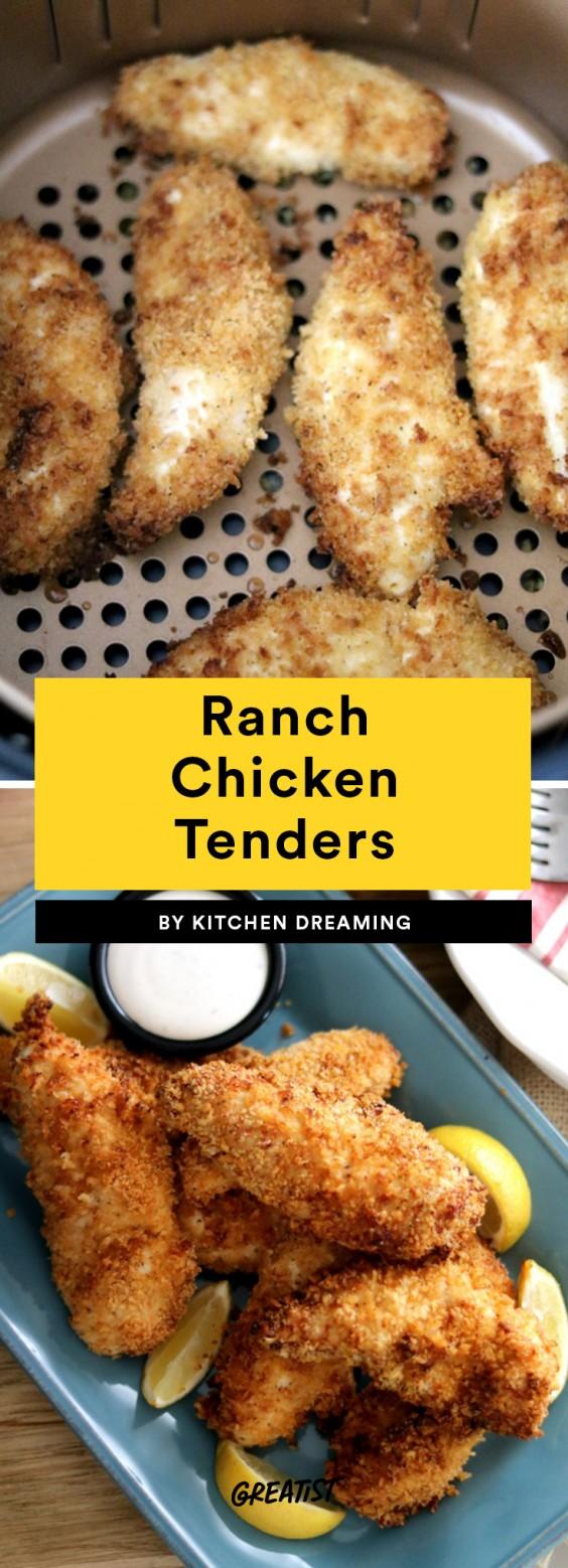 Ranch Chicken Tenders