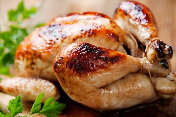 32 Ways to Avoid Holiday Weight Gain: Pick Protein
