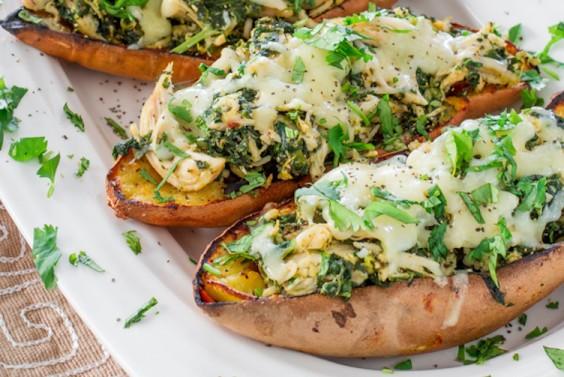 Easy sweet potato bake recipe