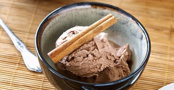 Chocolate Sriracha Ice Cream