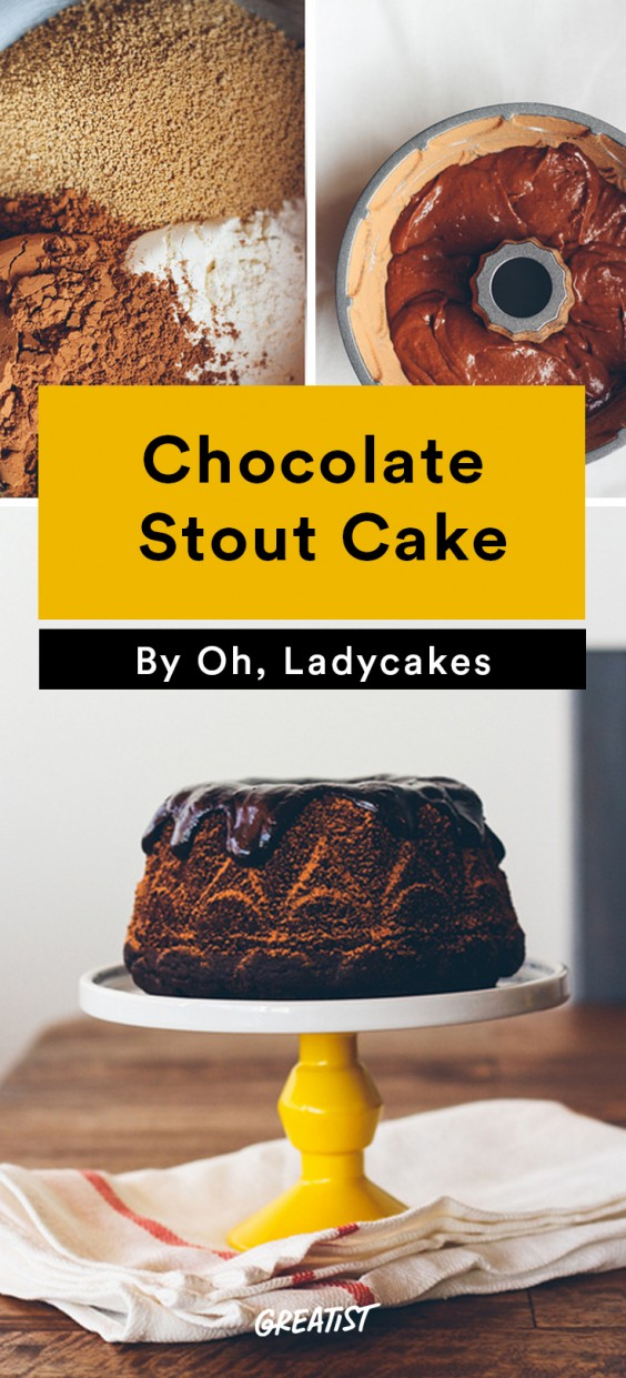 oktoberfest: Chocolate Stout Cake