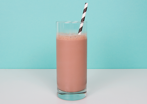 31 Healthy and Portable High-Protein Snacks: Chocolate Milk