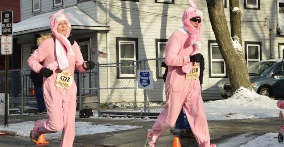Themed Races: A Christmas Story Run