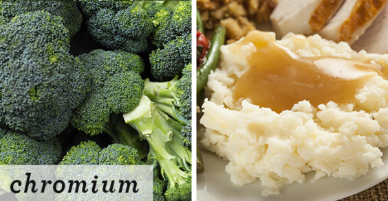 Eat Chromium to Boost Your Mood