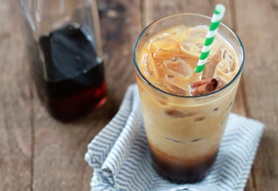 Cinnamon Dolce Iced Coffee