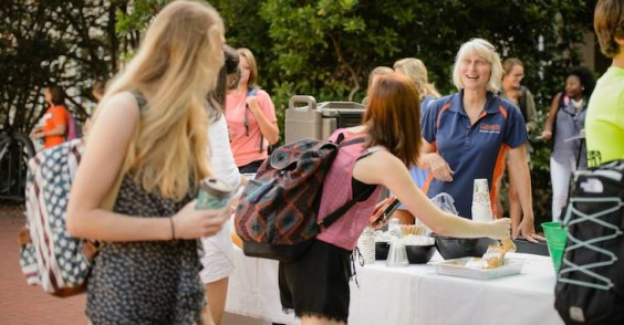 25 Healthiest Colleges: Clemson University