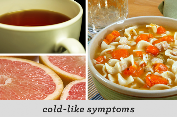 When you're sick, you body is expending energy to make you healthy again. To help your body heal, doctors suggest fueling it with healthy, nutritious food. Hydrating yourself is especially important when suffering from nausea, vomiting, and diarrhea.