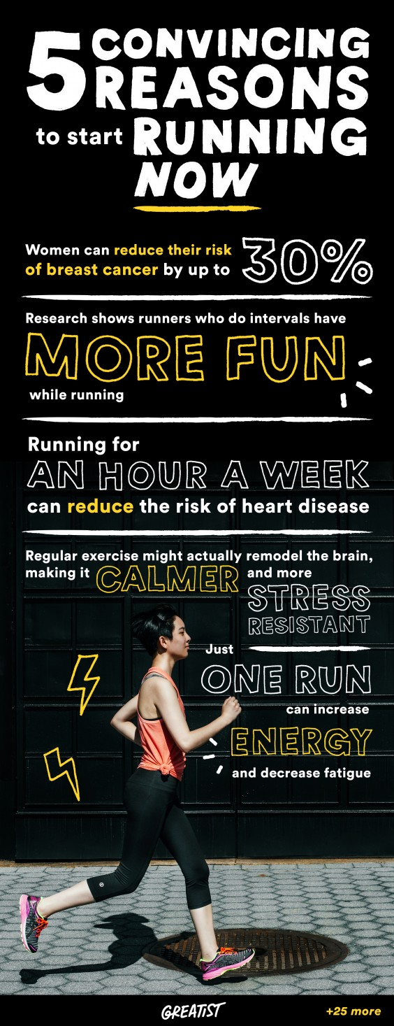 44a3d7d5aa1 Benefits of Running  30 Convincing Reasons to Start Now