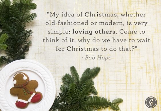 The Idea of Christmas