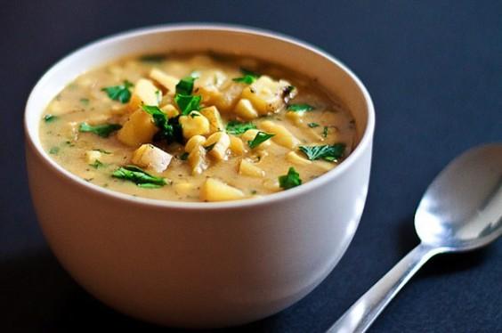 Corn Potato Soup