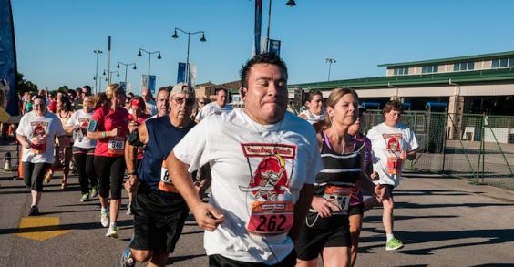 Themed Races: Corndog Challenge