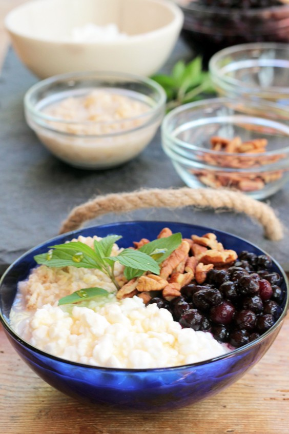 Easy high protein breakfast recipes