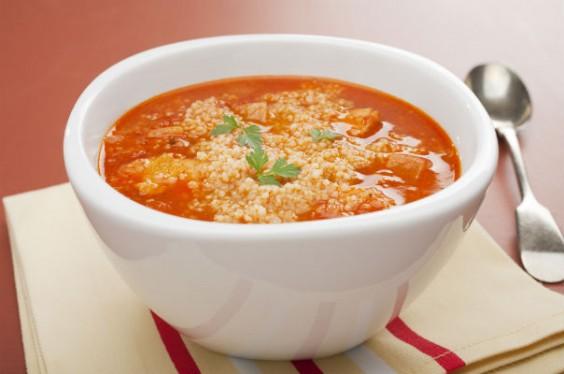 29. Souper Spicy Soup