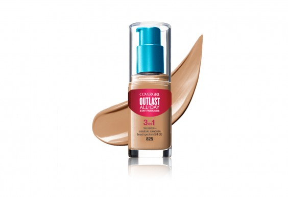 Multipurpose Makeup Foundation