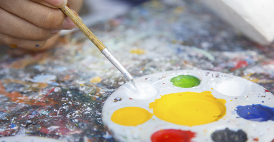 Make Time for Creative to Reduce Stress