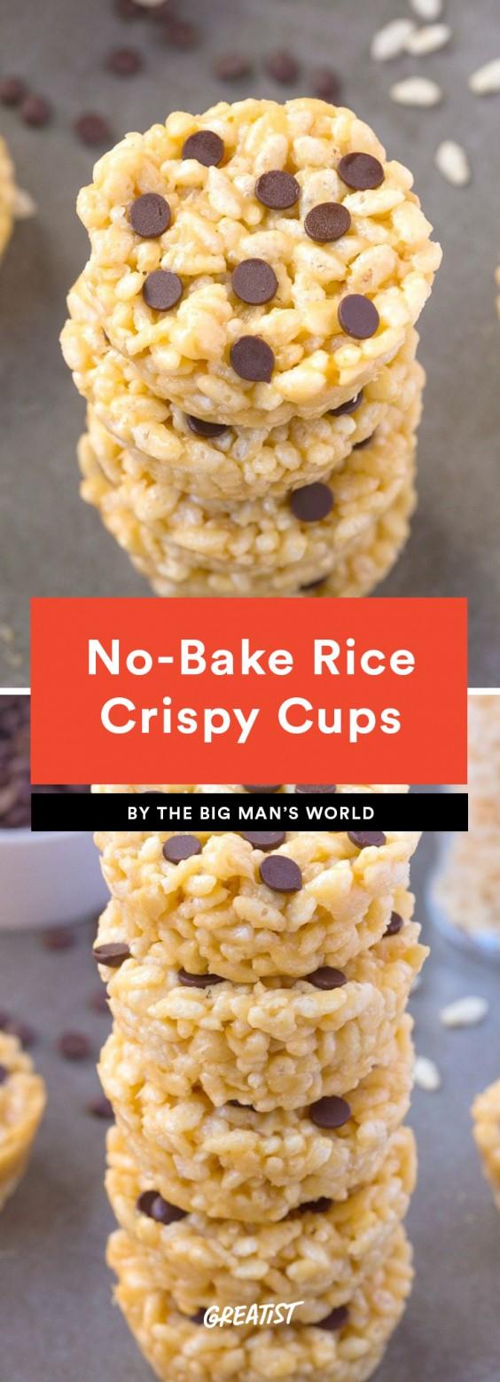 Best Way To Make Rice Crispy Cakes
