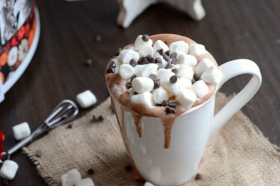 Crock Pot Hot Cocoa Recipe