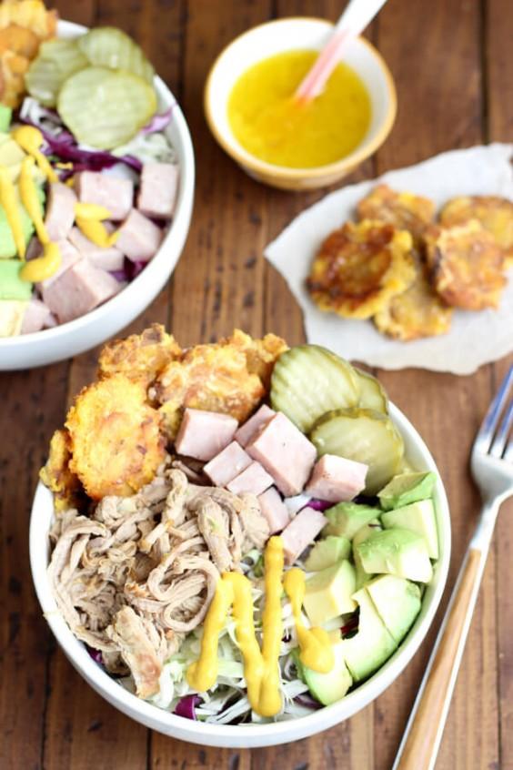 Cuban Sandwich Bowl