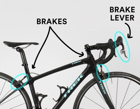 Cycling Lingo: Brakes