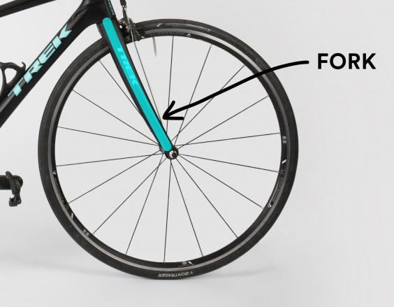 Cycling Lingo: Fork