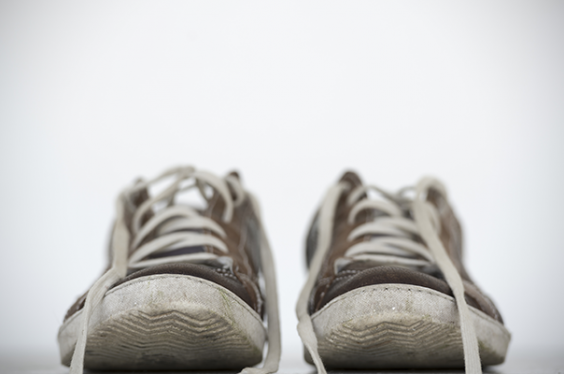 21 Germiest Places You Aren't Cleaning: Dirty Shoes