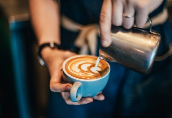 coffee guide: latte art