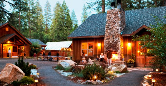 Cheap vacations for active people greatist for Yosemite park cabins