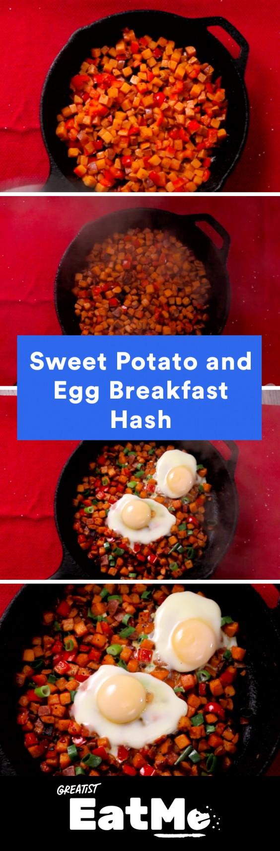 Eat Me Video: Sweet Potato Hash