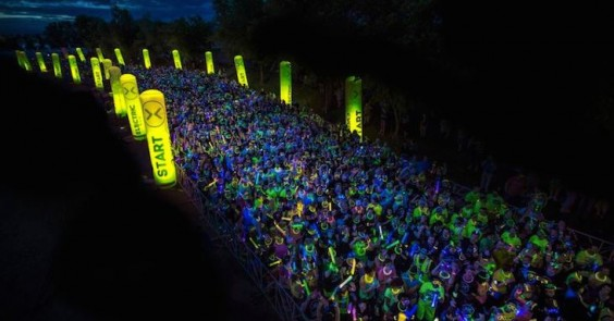 Themed Races: The Electric Run