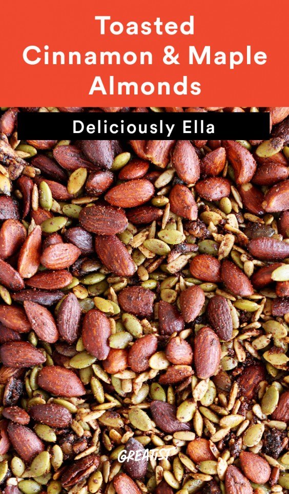 deliciously ella - toasted almonds