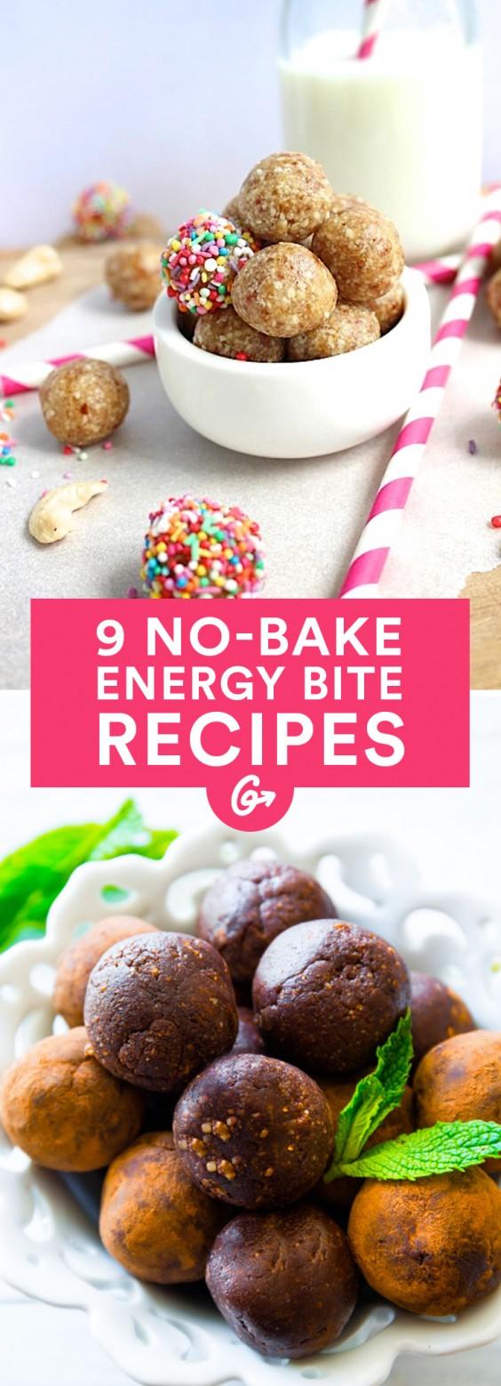 9 No-Bake, No-Fuss Energy Bite Recipes