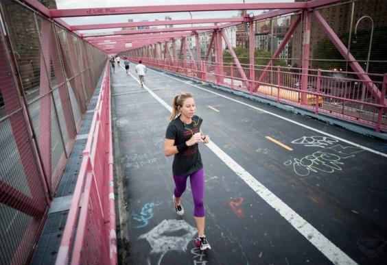 Erin Kelly Running