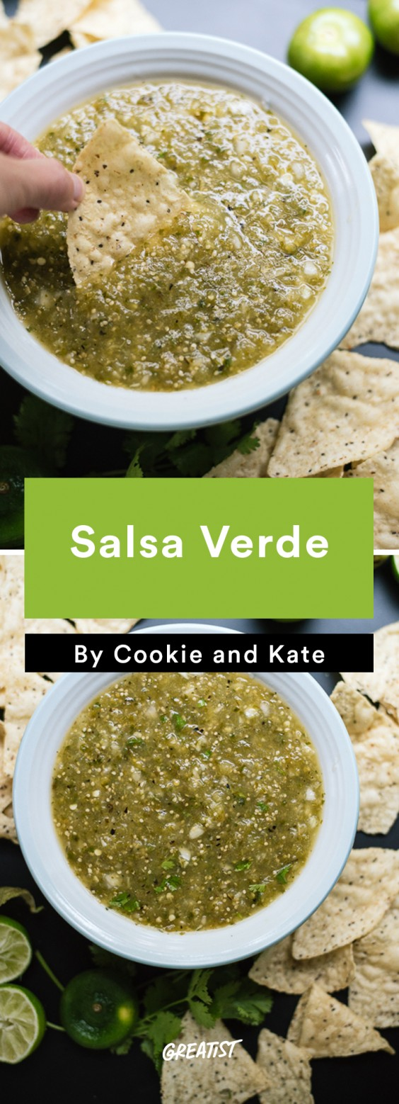 cookie and kate game day: Salsa Verde