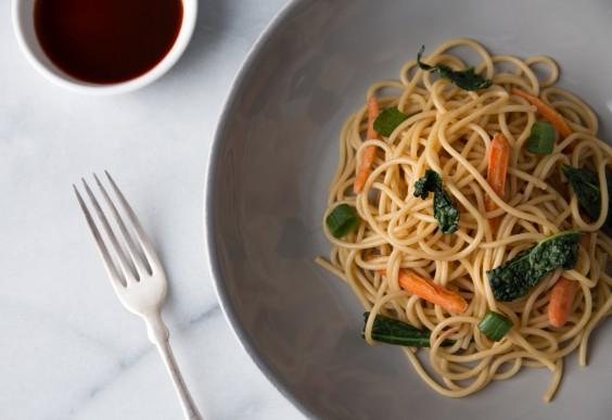 Winter Vegetable Stir-Fry