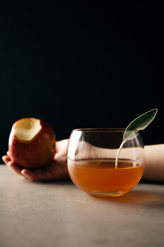 Spooky cocktails: Poisoned Apple