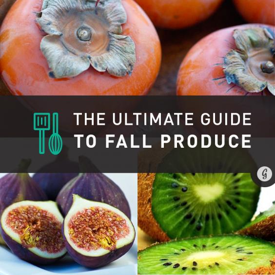 19 Seasonal Fruits and Veggies to Eat This Fall