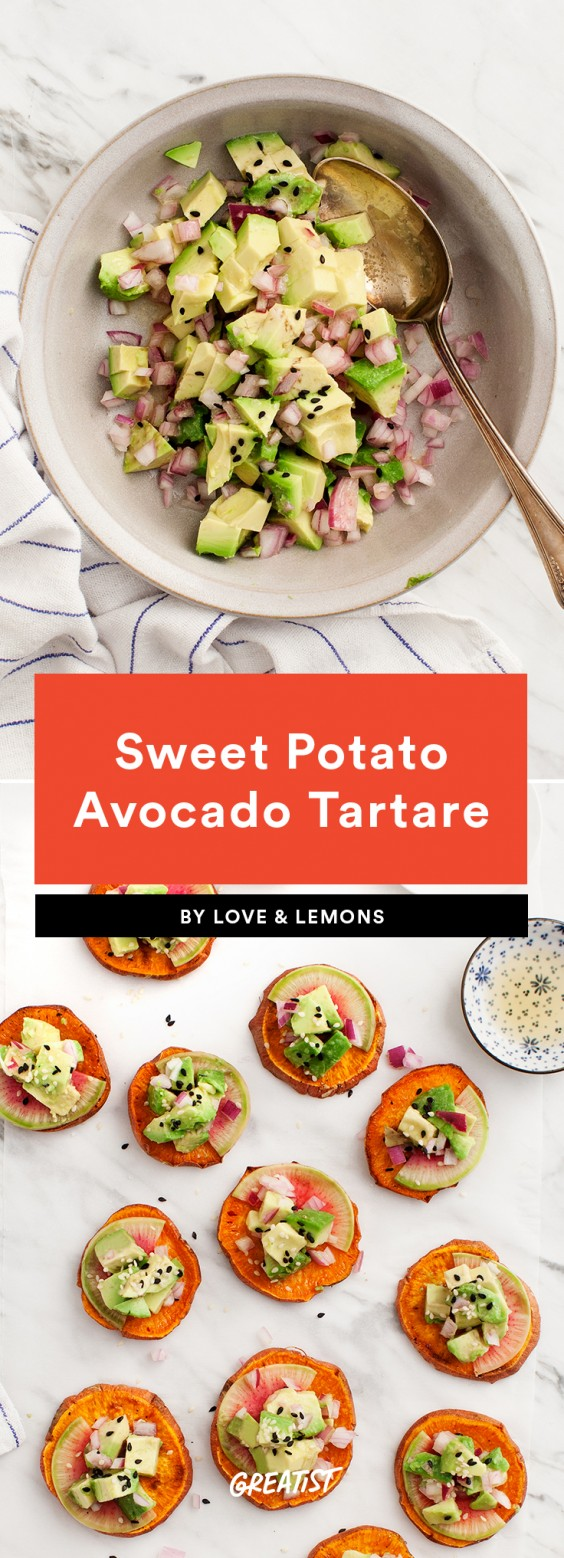 finger food: tartare