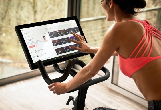 Peloton Bike and App