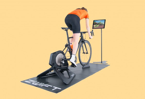 Home Workout: Zwift