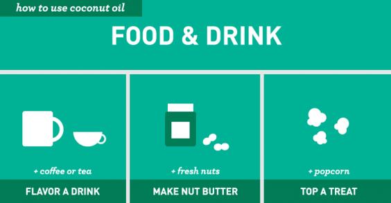 76 Genius Ways to Use Coconut Oil