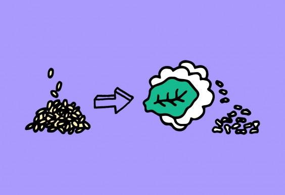 Food Swaps: Cauliflower