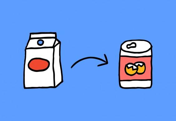 Food Swaps: Coconut Milk