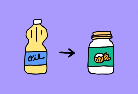 Food Swaps: Coconut Oil